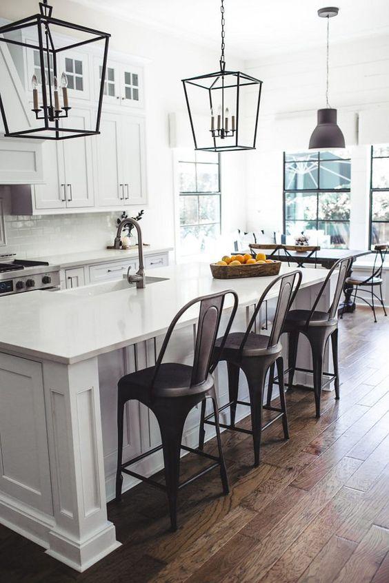 Inspiration: le style farmhouse moderne avec des accents de ...