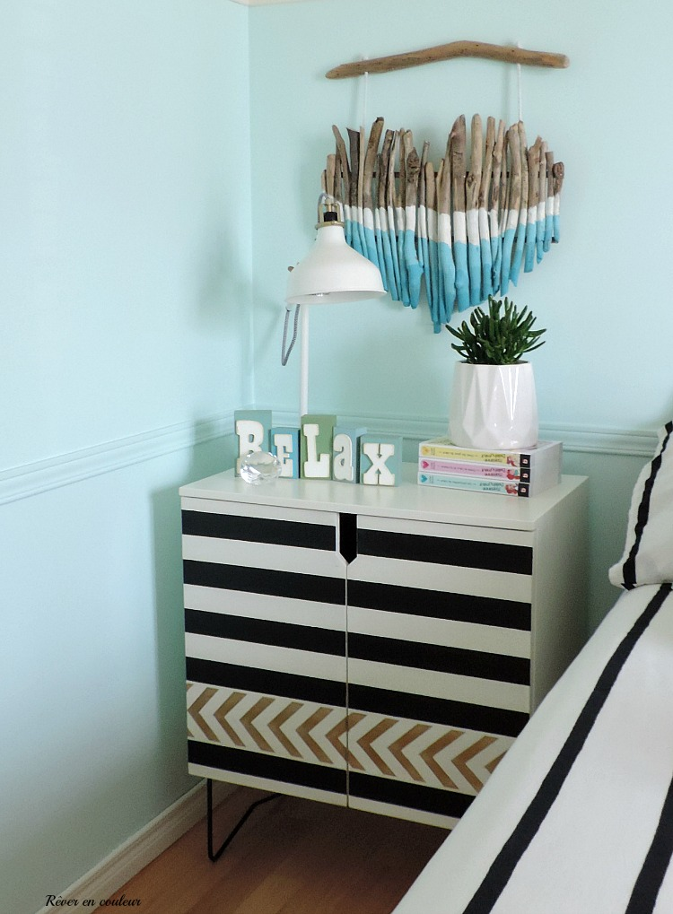 diy construire une commode en mdf tape par tape r ver en couleur. Black Bedroom Furniture Sets. Home Design Ideas