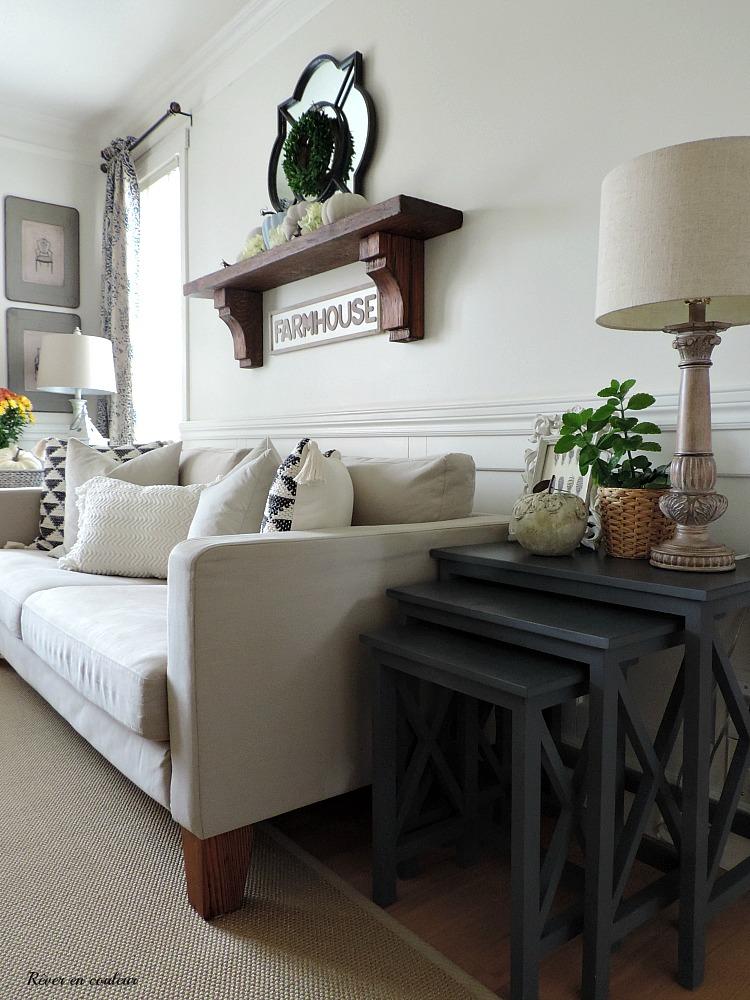 mon salon d cor pour l 39 automne r ver en couleur. Black Bedroom Furniture Sets. Home Design Ideas