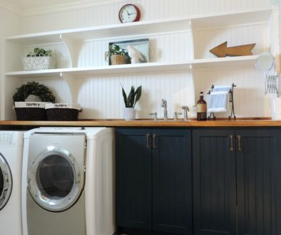 laundry room refresh, salle de lavage