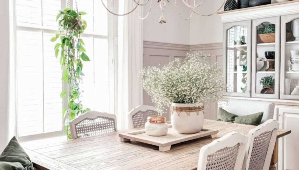 DIY footed tray - Bricoler un plateau décoratif